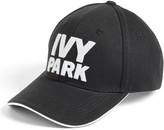 Ivy Park Women's Logo Baseball Cap - Black