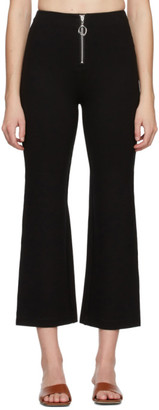 STAUD Black Pelosa Trousers