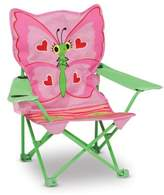 Melissa & Doug Toddler Girl's 'Bella Butterfly' Folding Chair