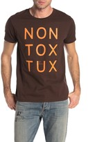 Nudie Jeans Anders Non Tox Tux Graphic T-Shirt