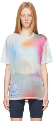 McQ Multicolor Hyper Speckle T-Shirt