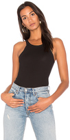 Theory Hauwert Tank in Black. - size L (also in M,S)