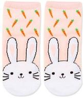 Forever 21 FOREVER 21+ Bunny and Carrot Ankle Socks
