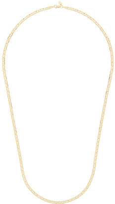 Maria Black Gold Carlo Necklace