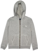 True Religion Boys' French Terry Logo Hoodie - Sizes S-XL