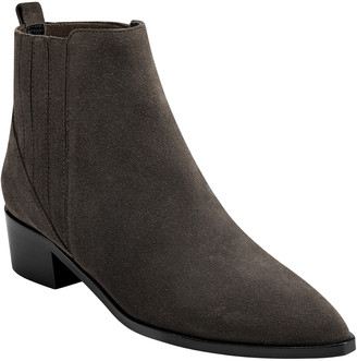 Marc Fisher Yolli Suede Bootie