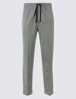 David Gandy For Autograph Supima® Cotton Textured Pyjama Bottoms