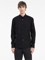 Calvin Klein Platinum Snap Shirt