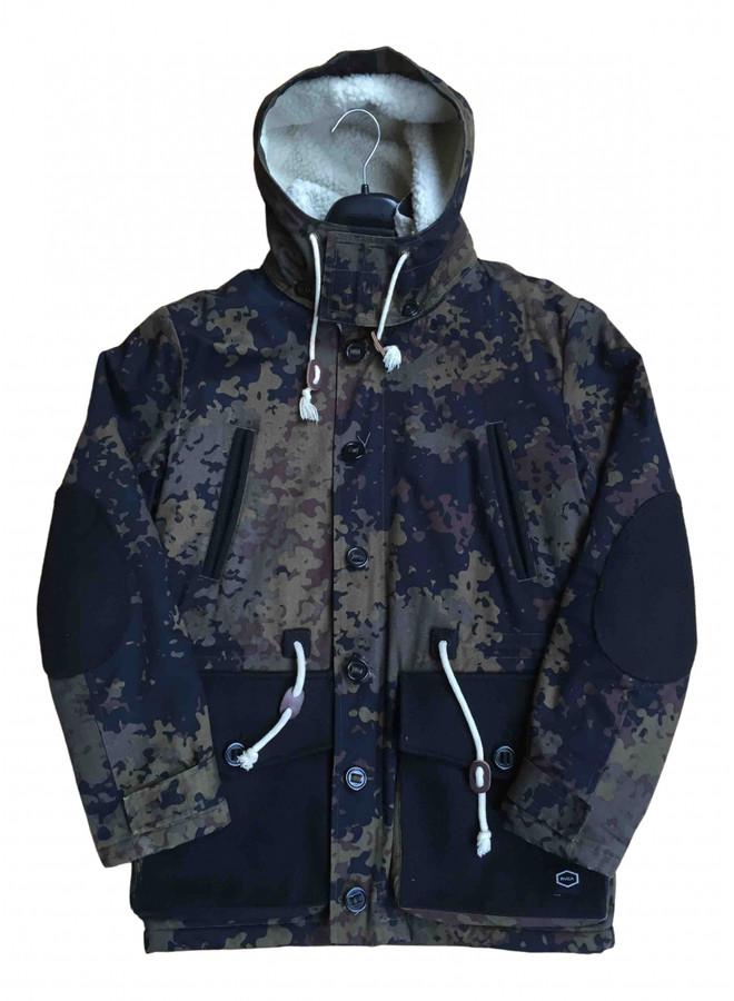 RVCA Multicolour Cotton Jackets