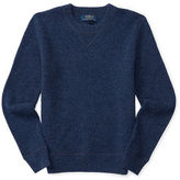 Ralph Lauren Wool-Cashmere Sweater