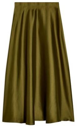 Topshop Long skirt