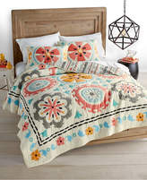 Whim by Martha Stewart Collection Desert Daisy Cotton Reversible King Quilt