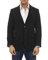 Robert Graham Spruce Sport Coat with Tonal Pattern