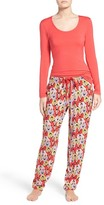 Josie Solstice 2-Piece Pajama Set
