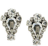 Rada' Radà crystal embellished stud earrings