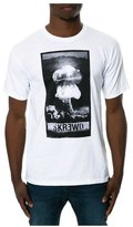 KR3W Mens The Skr3wd Graphic T-Shirt M