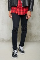 Forever 21 FOREVER 21+ Clean-Wash Skinny Jeans