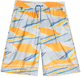 Missoni Long Printed Swim Short
