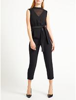 Marella Islanda Jumpsuit, Black