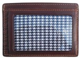 Boconi Men's Bryant Id Card Case - Brown