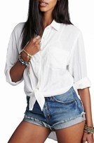 Free People 'That's a Wrap' Shirt