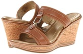Circa Joan & David Xallie (Light Cognac) - Footwear