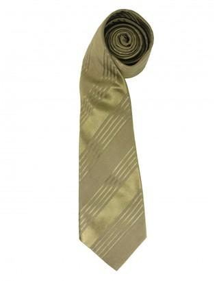 Kiton Green Silk Ties