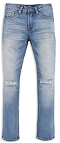 7 For All Mankind Boys' Distressed Paxtyn Jeans - Little Kid