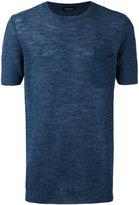 Roberto Collina crew neck sweatshirt - men - Cotton/Linen/Flax/Polyamide - 48