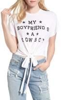 Wildfox Couture Women's My Boyfriend Is A Cowboy Tee