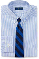 Big & Tall Polo Ralph Lauren Striped Cotton Oxford Shirt