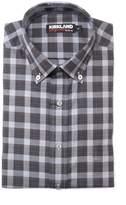 K&S Ks Kirkland Signature Mens Size Non-Iron Sport Shirt