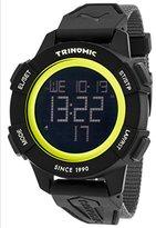 Puma Unisex PU911271001 Trinomic Black Digital Display Watch