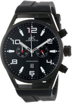 Adee Kaye Men's AK7232-MIPB BLACK Ak7232-Mipb (Blk) Raven Collection Watch