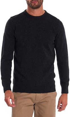 Barbour Essential Lambswool Crewneck Sweater