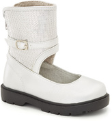 China Doll Silver Annie Shoe