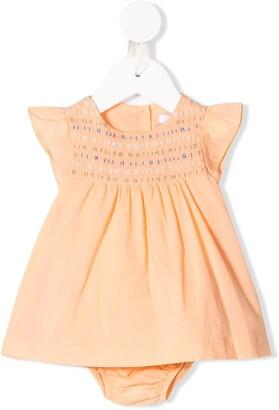 Knot Bantu dress set