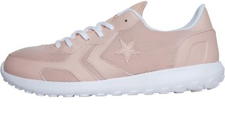 Converse Thunderbolt Ultra Breathable Ox Trainers Dusk Pink/White/White