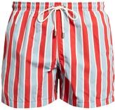 Solid & Striped The Classic Monaco stripe-print swim shorts