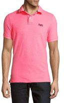 Superdry Grindled Cotton Polo