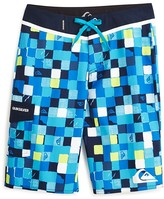 Quiksilver Boys' Double Checked Boardshorts - Sizes 24-30