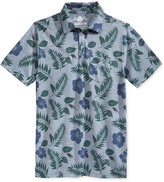 American Rag Men's Floral-Print Polo, Only at Macy's