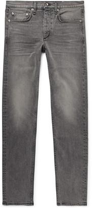 Rag & Bone Fit 2 Slim-Fit Washed Stretch-Denim Jeans