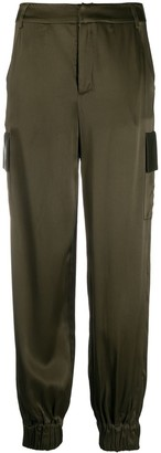 John Richmond Elasticated Ankles Trousers