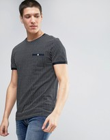 Ted Baker Print T-Shirt with Pocket