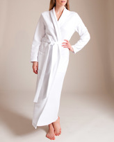 Laurence Tavernier Mini Matelassé Long Robe