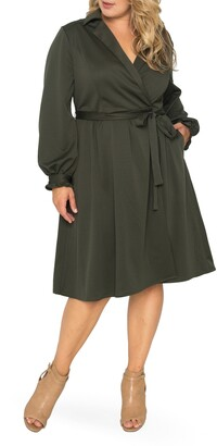 Standards & Practices Utility Shirtdress