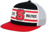 Zephyr North Carolina State Wolfpack Superstripe Snapback Cap