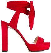 Jimmy Choo 'Kaytrin 120' platform sandals