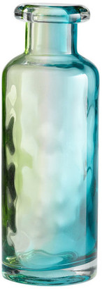 Cyan Design Large Rigby Vase in Green Blue And Clear
